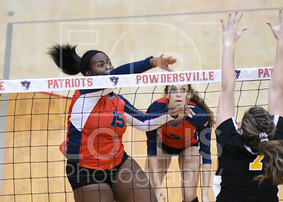 Chesnee at Powdersville 10-29-18