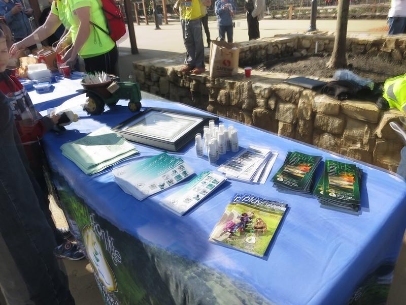Brochures and handouts