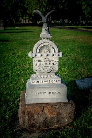 Memory Garden 15 - Thompson Memorial
