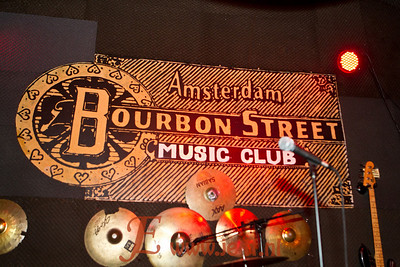 G-cool and the Brothers in Bourbonstreet Amsterdam