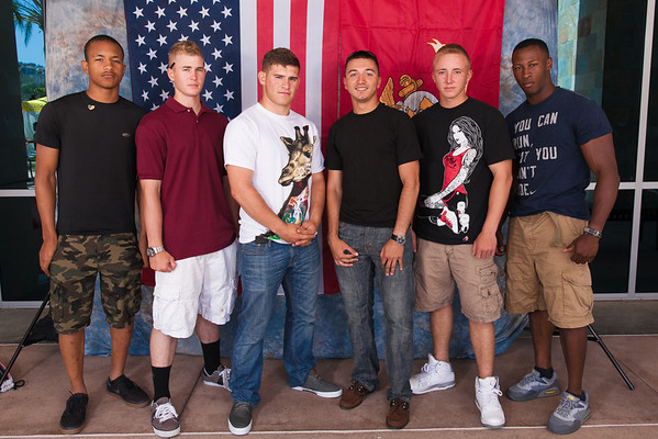 2013 Heroes BBQ -Marines of the 3rd Battalion / 5th Marines