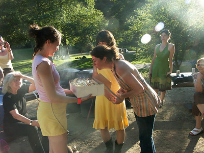 Danya's birthday (2006)