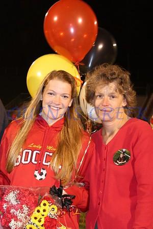 Senior Night 2011