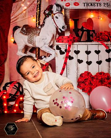 sasha Valentines Mini
