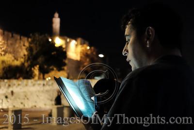 20151029 Interfaith Prayer Vigil in Jerusalem