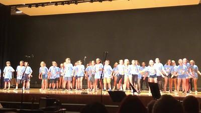 Cammy summer 2018 musical theatre camp