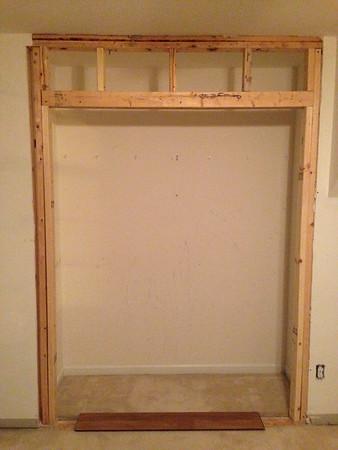 Closet-expansion