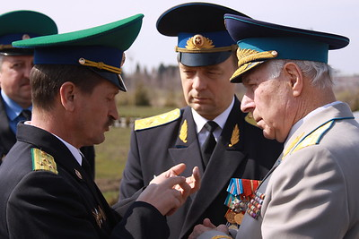 FSB Border Guard 25-3-2010