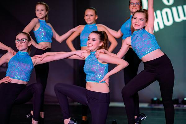 390 - BLUE SUEDE SHOES - Gander Dance Studio