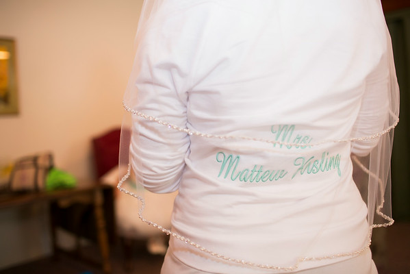 Matt+Annie Wedding