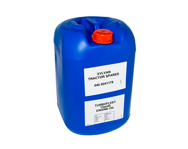 TURBOFLEET 15W/40 ENGINE OIL 23 LITRE DRUM