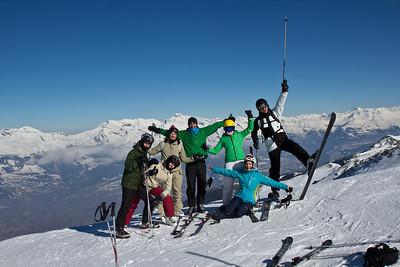 PhD Ski Weekend in Siviez