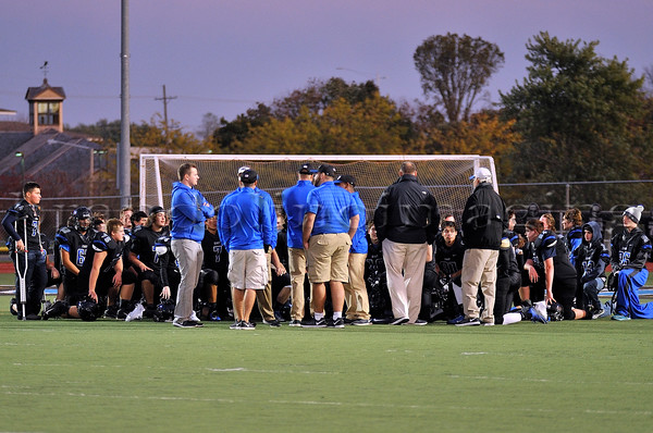 Lincoln-Way East Sophomores v. Lockport: (2015)