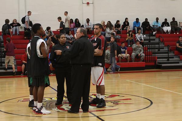 Northeast vs St. Pete B/ Basketball