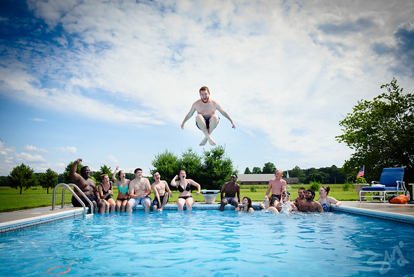 Young Life, Seaford, Pool Party