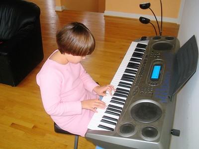 Anna Visit, March 2005