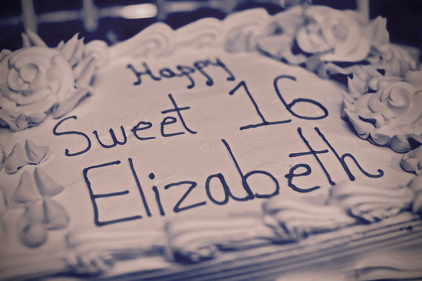 Elizabeth's Sweet 16