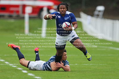 Notre Dame College Men's Rugby 2016 USA Rugby Collegiate D1AA National Championship Game