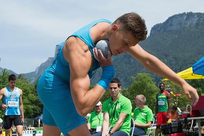 Hypomeeting Götzis 2018, Decathlon Shot Put