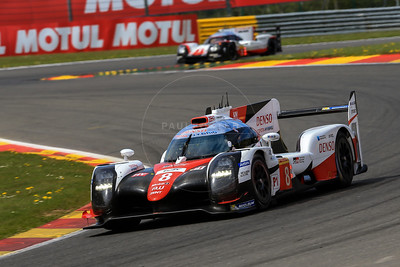 2017 FIA WEC 6 Hours of Spa Francorchamps