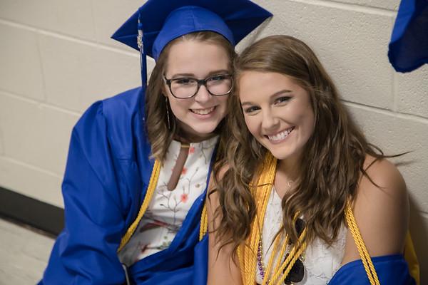 2018 Spotswood High School Graduation