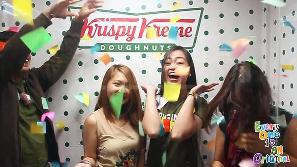 Everyone is An Original Krispy Kreme