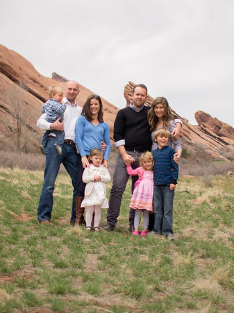 Orton Family May 2013