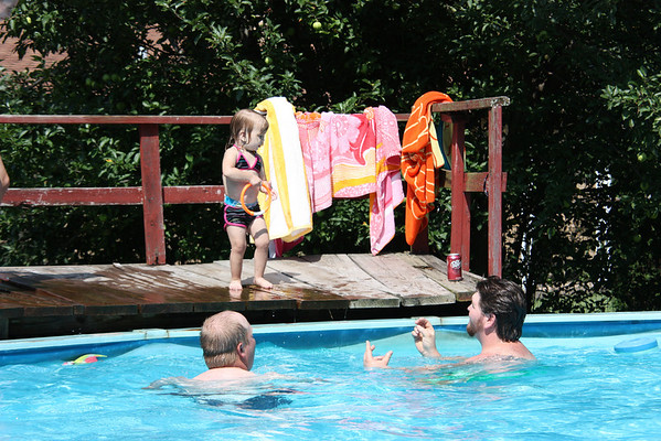 July 20 Swimming