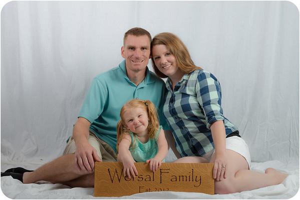 Wersal Family Photos