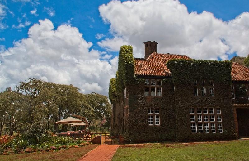Giraffe Manor, Karen, Nairobi