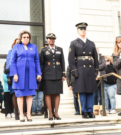 Zeta Phi Beta Sorority, Inc. - (Pics) Wreath Laying Ceremony - Tomb of the Unknown Soldier