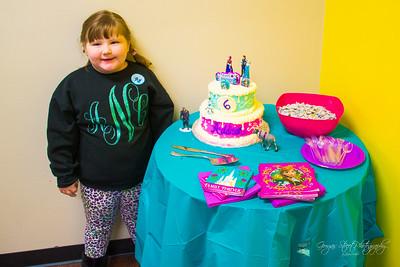 Addison's 6th Birthday