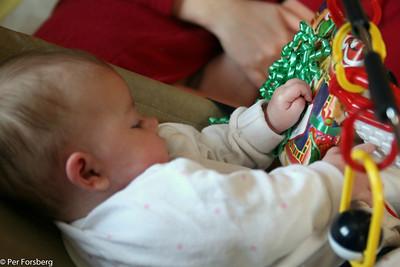 2006-12-24 Mejas första julafton