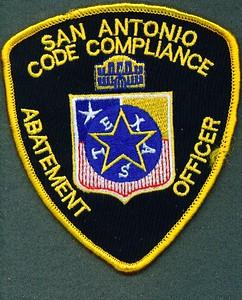 San Antonio Code Enforcement