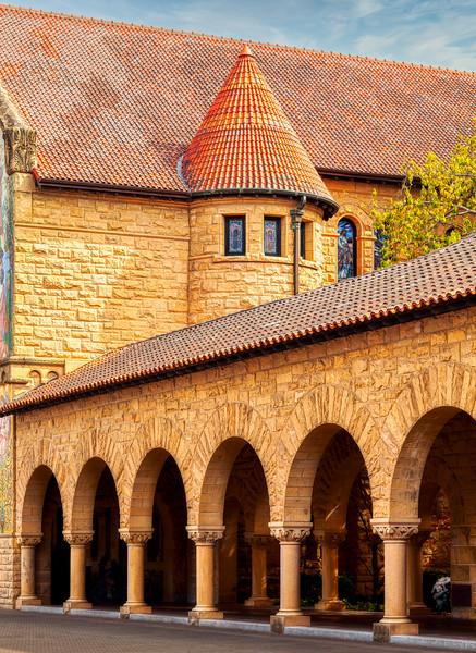 Memorial Church, Stanford University, 2010