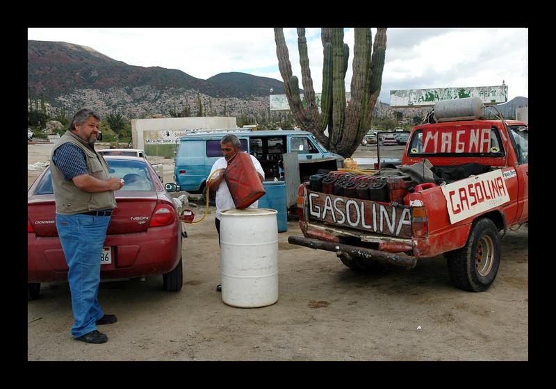 Last Gas Stop for Miles -  Baja California - 2005.jpg
