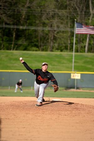 2016 PC Varsity Baseball vs NKC