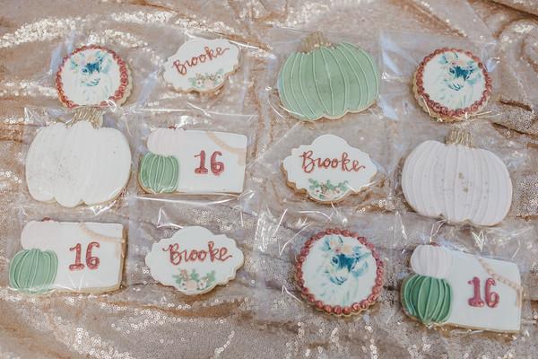 2021 - 19/6 Brooke's Sweet 16th