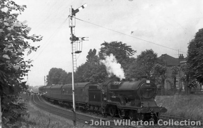 The Robinson Class D11-1 (GCR Class 11F) 'Improved Director' 4-4-0 Locomotives (BR Days)