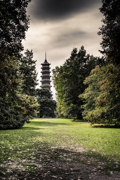 Great Pagoda, Kew Gardens
