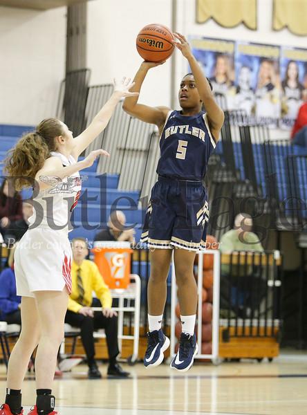 Butler vs Mohawk Girls Basketball
