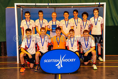2018 U18 boys indoor club cup