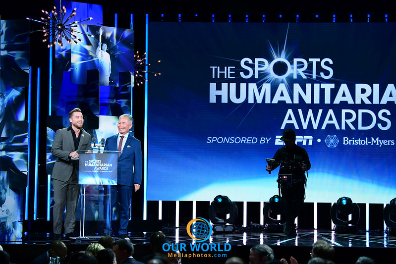Sports Humanitarian Awards - July 11, 2017
