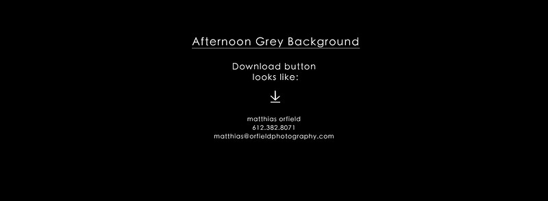Afternoon - Grey Background