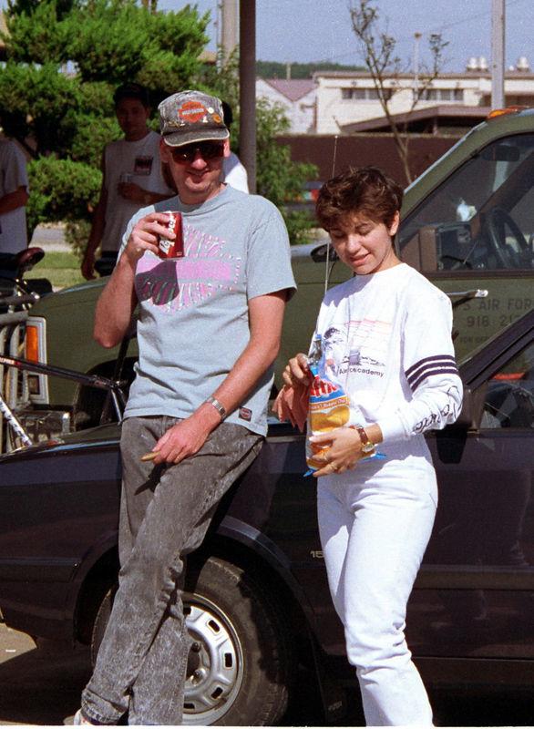 1992 09 05 - Mark and Julies Brown Bean 11.jpg