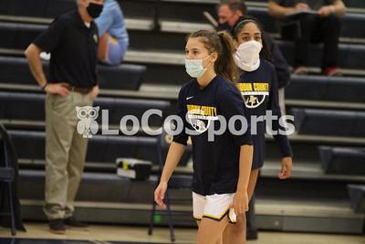Girls Basketball: Loudoun County 58, Lightridge 16 by Mike Ferrara on December 29, 2020