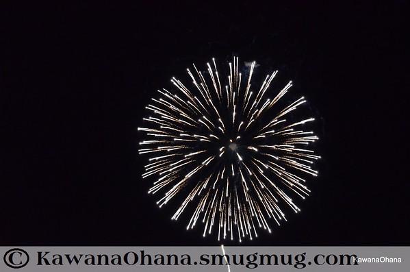 Fireworks and Festivals
