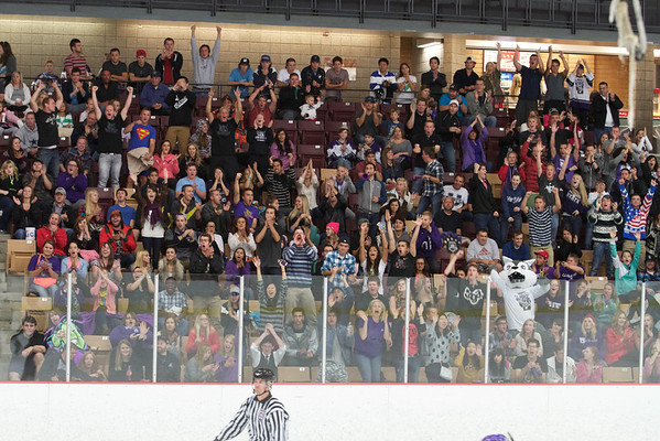Weber State Hockey - Fall 2013