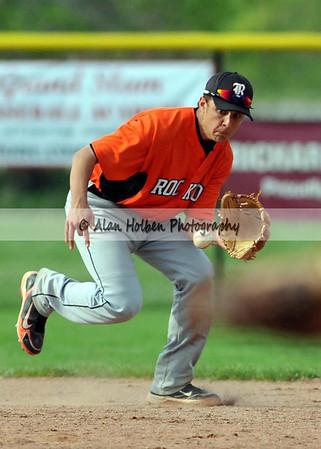 Varsity Baseball - Rockford at Okemos - May 13