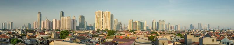 Early Morning in Jakarta